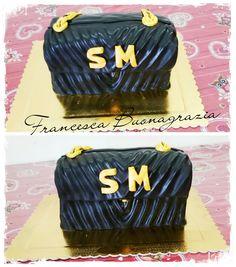 My bag cake