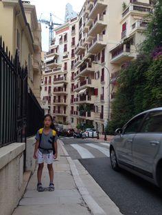 Special in Monaco