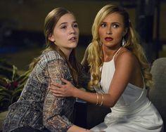 Episode 201  Nashville - Juliette and Maddie (Hayden Panettiere and Lennon Stella)