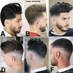 "Páči sa mi to: 879, komentáre: 9 – ✳ MEN'S HAIRSTYLES 2018 ✳ (@hairstylesmenofficial) na Instagrame: ""➡️Vote↩ Follow us: 👇 @hairstylesmenofficial 👈 & tag us @hairstylesmenofficial &…"""