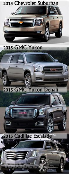 2015 GMC Yukon XL picture - doc527844 #Chevy #Chevrolet #Rvinyl http://www.rvinyl.com/Chevrolet-Accessories.html  | Whether you're interested in restoring an old classic car or you just need to get your family's reliable transportation looking good after an accident, B & B Collision Corp in Royal Oak, MI is the company for you! Call (248) 543-2929 or visit our website www.bandbcollision.com for more information!