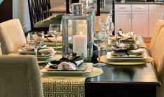 Well-Dressed Table