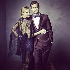 Joshua Jackson And Diane Kruger Are The Cutest Couple In Hollywood And That's A Fact
