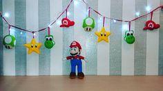 Nintendo themed fairylights Mario Bros Fairylights Computer