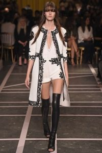GIVENCHY BY RICCARDO TISCI 2015 SS PARIS COLLECTION 56