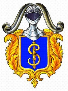 Coat of Arms Isernia Italy. Birthplace of my maternal Grandfather