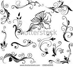 scroll designs - Google Search