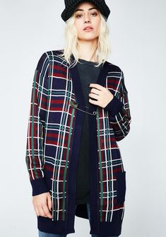 Current Mood Wreak Havoc Plaid Cardigan cuz you luv bein' a troublemaker. This plaid cardigan has pockets on the sides, an open front design, and a big azz safety pin on the front. https://www.dollskill.com/dolls/punk-rock-clothing.html?p_=2&c_=966&i_=our_favs&s_=https://www.dollskill.com/dolls/punk-rock-clothing.html