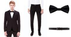 Moda masculina Bershka para Navidad 2013