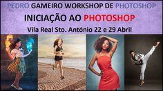 Novas datas para o workshop de iniciação ao photoshop. Para mais informação: http://ift.tt/2koGHjU