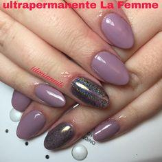Ultrapermanente La Femme: acrilico ad immersione + semipermanente Non Stop Color H193