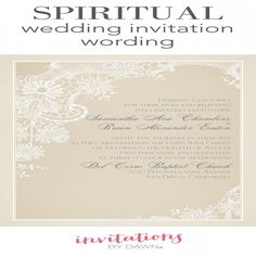 Nice 9 Wedding Invitations Wording Invitation Create