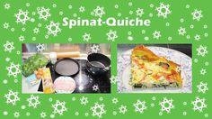 #Weight Watchers #Food | WeightWatchers-freundlich Quiche mit Schinken, Spinat und Fetakäse