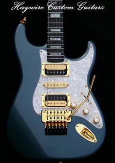 Haywire Custom Guitars Inc.