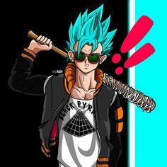 Read Dragon Ball Thug Life from the story Random Book 5 by with 407 reads. A/N: thug life. Dragon Ball Gt, Dbz, Arte Banksy, Vegito Y Gogeta, Character Art, Character Design, Manga Dragon, Dope Cartoon Art, Thug Life