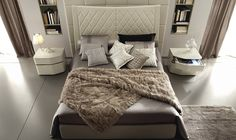 Exclusive Grace Bedroom Collection oozes chic luxury Grace: Luxurious Bedroom Furniture Range With Feminine Flair!