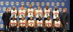 USA Basketball Team for the 2012 London Olympics.