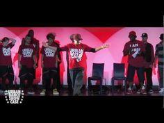 Lando Wilkins, Mike Song, PacMan, Mr Wiggles :: Urban Dance Showcase :: Freestyle Final 2011