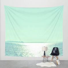 Summer Shine Wall Tapestry by Amy Hamilton | Society6