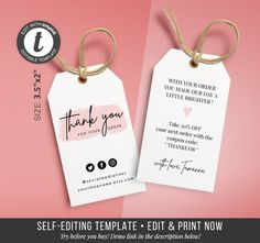 Professional graphic design services by MiracleDesignStudio Custom Hang Tags, Custom Labels, Online Labels, Business Thank You, Artwork Images, Clothing Tags, Thank You Tags, Graphic Design Services, Colorful Backgrounds