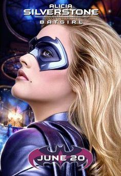 TB043. Batgirl / Batman & Robin / Movie Poster (1997) / #Movieposter