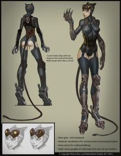 Injustice concept art by Justin Murray