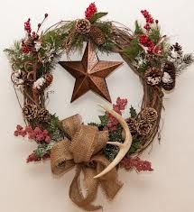 western christmas decorations - Google Search