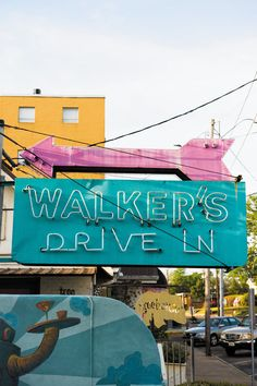 Walker's Drive-In Restaurant Jackson Mississippi
