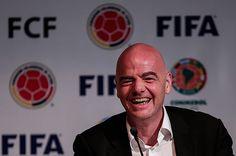 Leyendas del fútbol colombiano y la Fifa juegan este lunes en Bogotá - El Pais - Cali Colombia