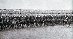 The British 5th Lancers