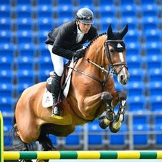 Prize of Europe at CHIO equestrian tournament in Aachen