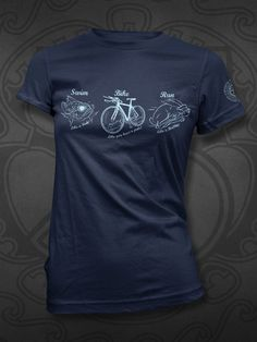 19 Best Triathlon T Shirts images  50265a8948f