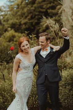 Chic Abbotsford Convent Wedding - Polka Dot Bride