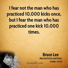 quote. i know you don't kick in judo, but it's the same with judo throws.