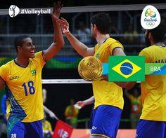 Team Brazil volley BRA