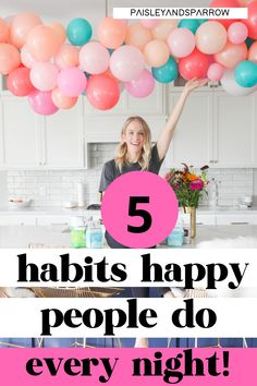Tired of stressful mornings? These 5 habits will turn your stress into joy each morning! Personal Growth Quotes, Bedtime Routine, How To Wake Up Early, Happy People, Growth Mindset, Self Improvement, Mornings, Breakup, The Secret