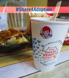 Frosty Coupon Books are sold at participating @Wendys until 10/31! Proceeds go to the Dave Thomas Foundation for Adoption! #sponsored