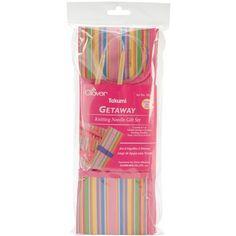 Getaway Takumi Bamboo Circular Knitting Needle Gift Set (114621) | Create and Craft