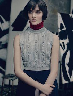 Publication: Dior Magazine #6 Model: Sam Rollinson Photographer: Karim Sadli Fashion Editor: Jonathan Kaye Hair: Damien Boissinot Make-up: Christelle Cocquet