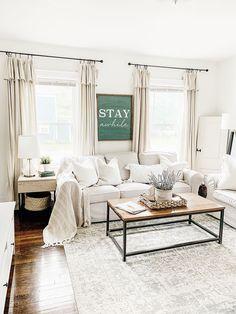 30 ikea living rooms ektorp ideas you want to copy – Muah Club Ikea Ektorp Sofa, Ikea Sofas, Ikea Couch, Fall Living Room, Ikea Living Room, Living Rooms, Living Room Inspiration, Living Room Designs, Home Decor