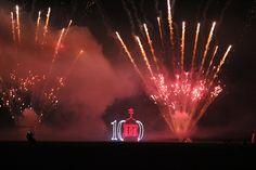 Fireworks. Photo credit: Patricia Cousins