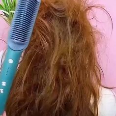 Hair Straightener And Curler, Professional Hair Straightener, Castor Oil For Face, Curly Hair Styles, Natural Hair Styles, Keratin Hair, Shiny Hair, Professional Hairstyles, Hair Highlights