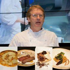 Bernd H. Knöller del @restaurante_riff en su ponencia de @feriagastronoma