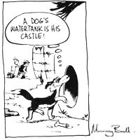 FooTroT Flats - Dog's Home