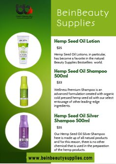 Hemp shampoo, specifically, has gotten a most loved in the normal excellence world. This shampoo is known to help with a ton of standard hair issues. Since it originates from the cannabis plant and contains cannabinoids, many rush to wrongly connect it with maryjane. Hemp Shampoo, Hair Issues, Cannabis Plant, Hemp Seeds, Beauty Supply, Seed Oil, Natural Beauty, Lotion, Connect
