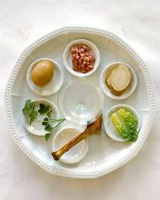 The Seder Ritual: The Seder Plate | Martha Stewart