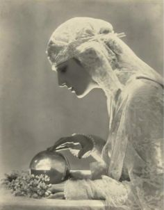 Baron Adolf De Meyer (the first fashion photographer)
