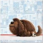 The Secret Life Of Pets Lunch Napkins (16)
