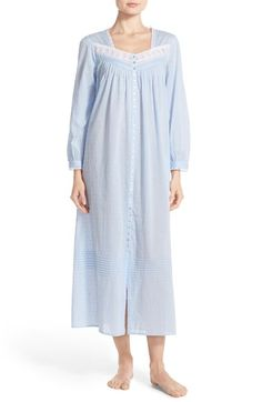 Eileen West Swiss Dot Cotton Ballet Nightgown available at  Nordstrom Cotton  Nighties 7e6b4bf91