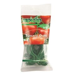 Luster Leaf Rapiclip Garden Tomato Clips - 15 Pack 819 by Luster Leaf. $3.64. 15 Large clips. Weather resistant packing. Great support for tomato plants. From the Manufacturer                Luster Leaf's Rapiclip fasteners and ties are great for all yard and garden applications.  Sturdy and durable they ensure your garden plants get the support they need.                                    Product Description                Luster Leaf 819 Rapiclip Tomato Clips (12...